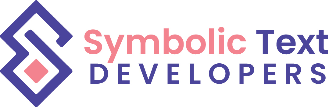 Symbolic Text Developers